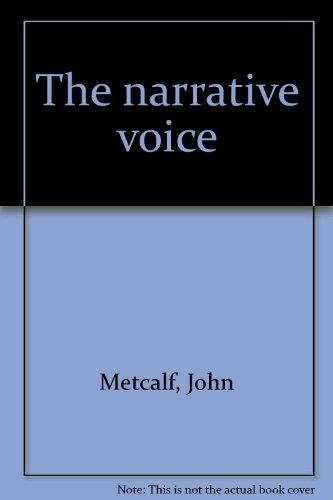 9780070927919: The narrative voice