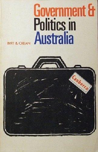 9780070931206: Government and politics in Australia