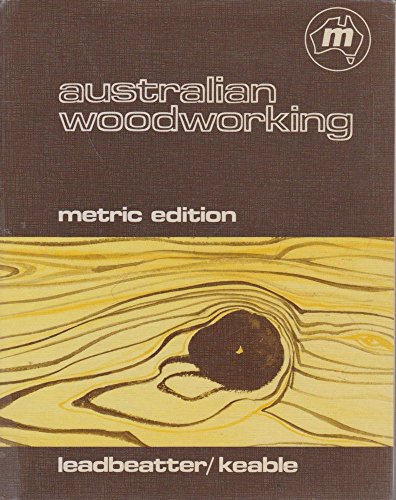 9780070931909: Australian Woodworking