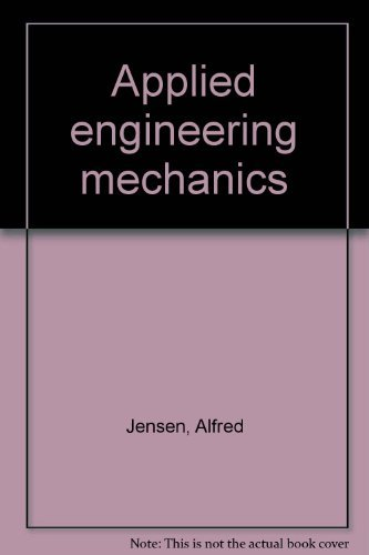 9780070932043: Applied engineering mechanics