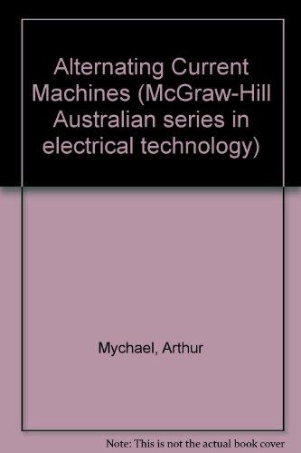9780070932982: A-C Machines