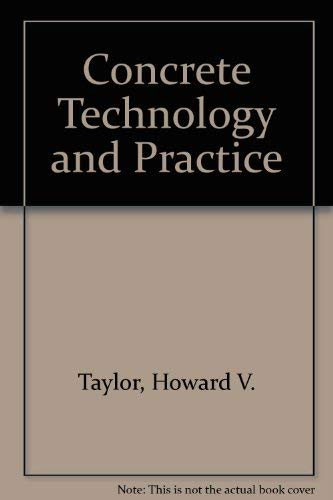 9780070933439: Concrete Technology and Practice