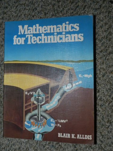 9780070935563: Mathematics for Technicians
