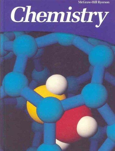 9780070938533: McGraw-Hill Ryerson Chemistry