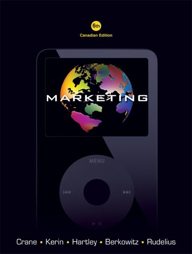 Marketing, Sixth Edition: Frederick G. Crane,