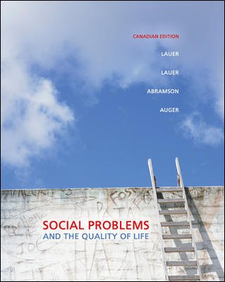 9780070939912: SOCIAL PROB.+QUALITY OF LIFE >