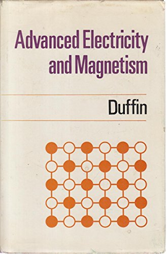 9780070940086: Advanced Electricity and Magnetism (Physics)