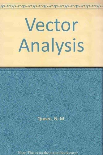 9780070940604: Vector Analysis