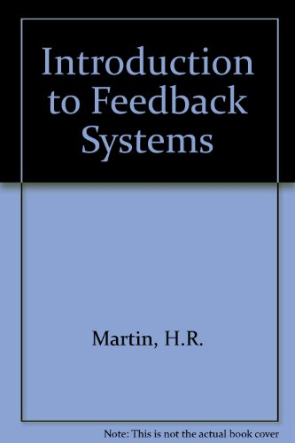 9780070940611: Introduction to Feedback Systems