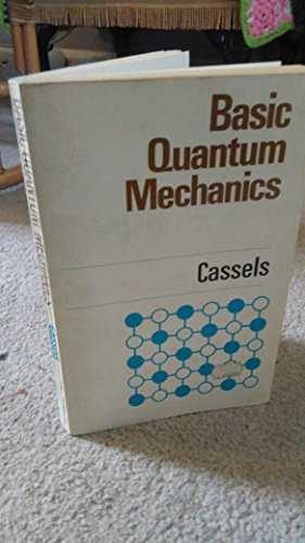 9780070941182: Basic Quantum Mechanics