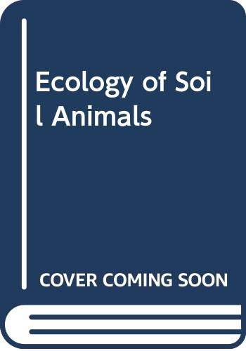 9780070941243: Ecology of Soil Animals