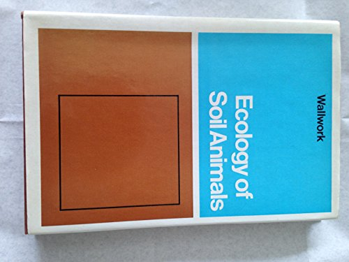 9780070941250: Ecology of Soil Animals (European animal biology series)