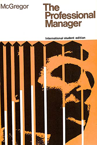 9780070941915: Professional Manager