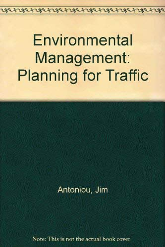 9780070942226: Environmental Management: Planning for Traffic