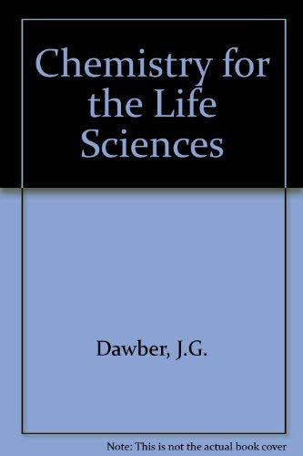 9780070942868: Chemistry for the Life Sciences