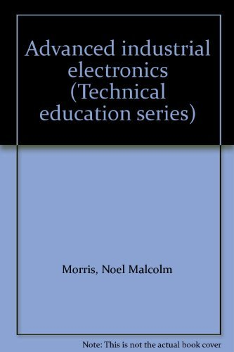 9780070942905: Advanced industrial electronics (Technical education series)