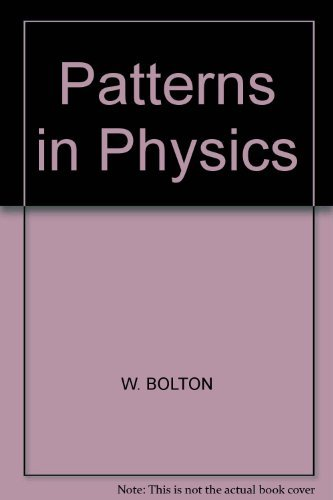 9780070943964: Patterns in Physics