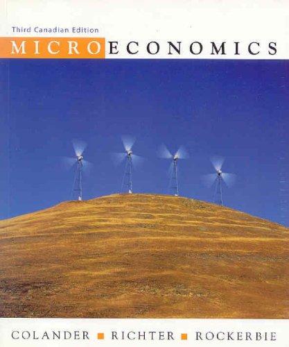 9780070946446: Microeconomics