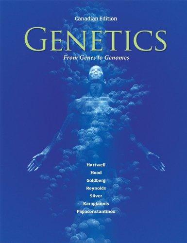 9780070946699: Genetics [Hardcover]