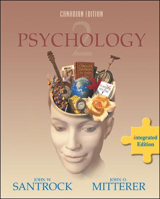 9780070948488: Psychology, Second Canadian Edition, Integrated Edition