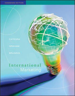 9780070948778: International Marketing, Canadian Edition