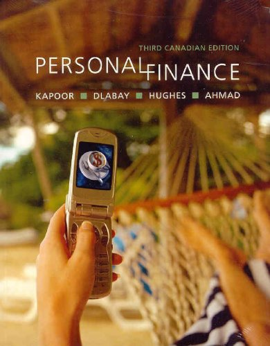 9780070951631: Personal Finance