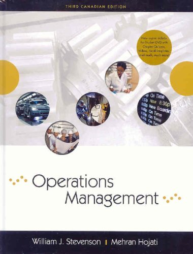 9780070951679: Operations Management