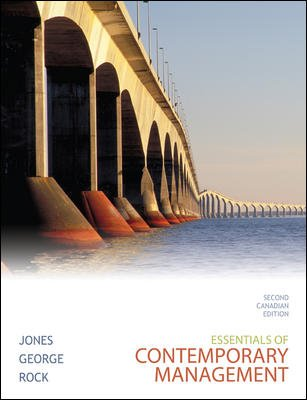 9780070951846: Essentials of Contemporary Management