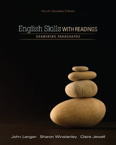 9780070957879: English Skills with Readings, Fourth CDN Edition