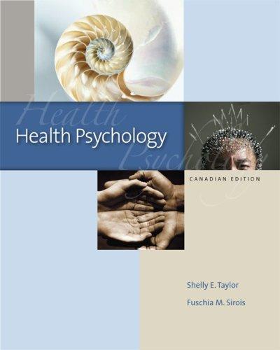 9780070959989: Health Psychology