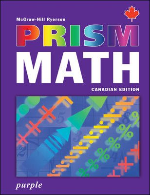 9780070960473: Prism Math Purple Studet Workbook