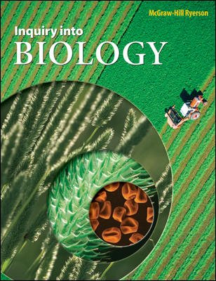 9780070960527: Inquiry into Biology