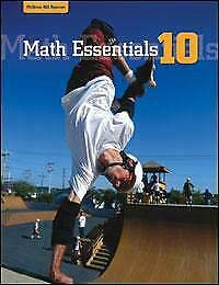 9780070961357: Math Essentials 10 Student Resource