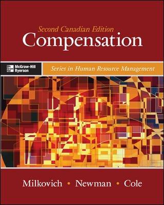 Compensation: Milkovich, George T.