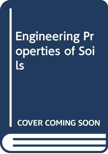 9780070964341: Engineering Properties of Soils