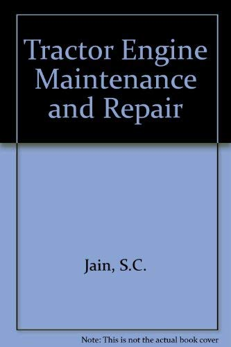 9780070964587: Tractor Engine Maintenance and Repair