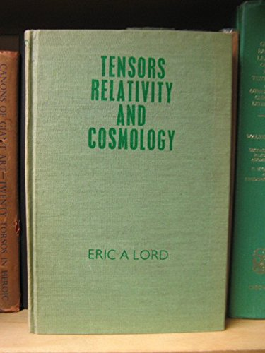 9780070964921: Tensors: Relativity and Cosmology
