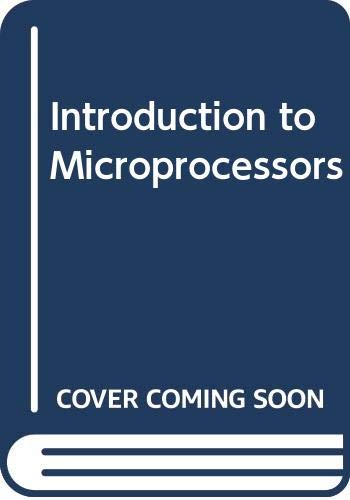 9780070964976: Introduction to Microprocessors