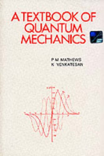 9780070965102: A Textbook of Quantum Mechanics