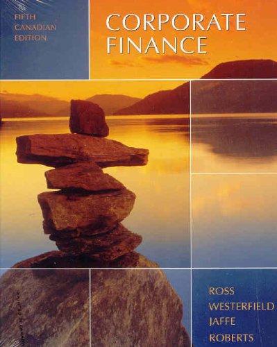 9780070965317: Corporate Finance, 5th Edition