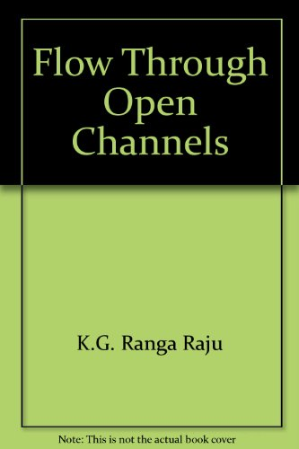 9780070965652: Flow Through Open Channels
