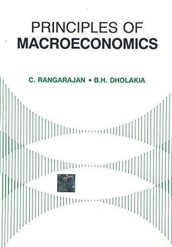 Principles of Macroeconomics: Narayan Rangaraj