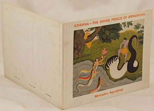 9780070965980: Krishna - The Divine Prince Of Brindavan: With Colour Pictures From A Bhagavata Set Of Kangra Miniature Paintings Of The 18Th Century