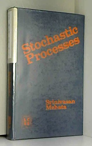9780070966123: Stochastic processes