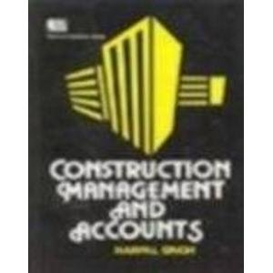 9780070966437: Construction Management and Accounts