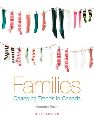 9780070968868: Families: Changing Trends in Canada