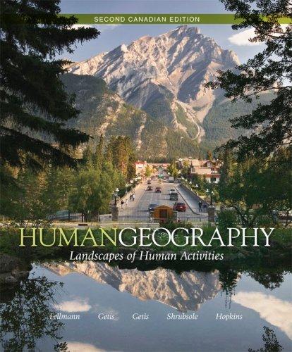 9780070970052: Human Geography
