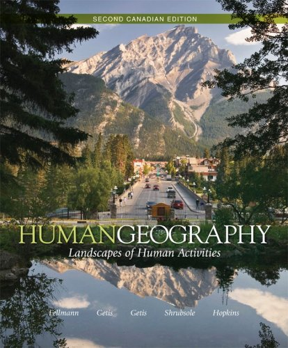9780070970052: Human Geography