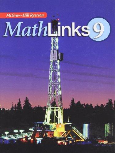9780070973404: MathLinks 9 Student Edition