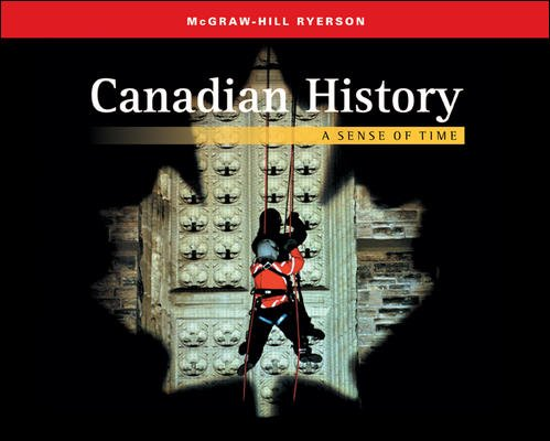 9780070976689: Canadian History: A Sense of Time